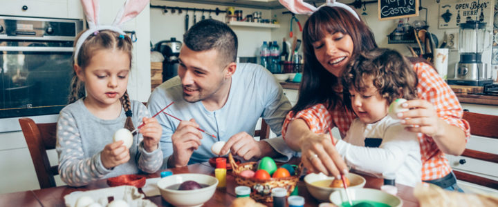 Grande Center's Guide to Family Friendly Easter Sunday Activities in Irving